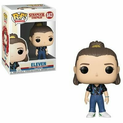 PRÉCOMMANDE 2019-06 Pop ! Television 826 - Stranger Things - Battle Eleven