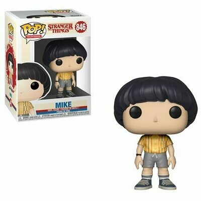 Pop ! Television 826 - Stranger Things - Battle Eleven