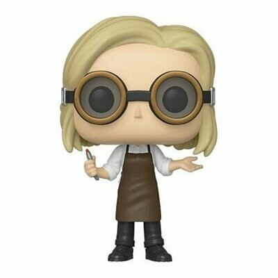 PREORDER 2019-10 Pop ! Television - Doctor Who - 13th Doctor