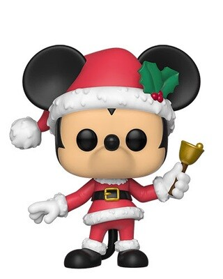 PREORDER 2019-11 Pop ! Disney - Holiday Mickey Mouse