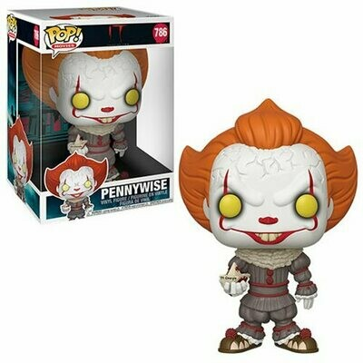 Pop ! Movies 786 - It Chapter 2 - Pennywise (10-Inch)