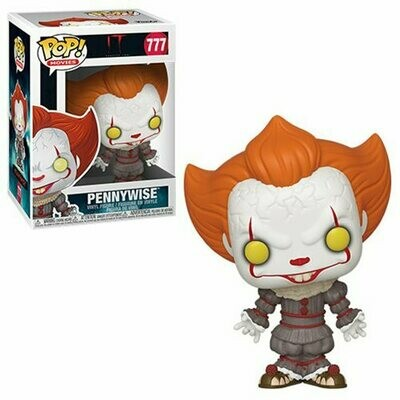 Pop ! Movies 777 - It Chapter 2 - Pennywise
