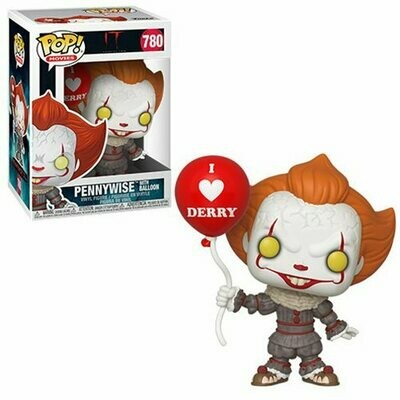 Pop ! Movies 780 - It Chapter 2 - Pennywise with Balloon
