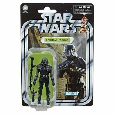 PREORDER 2019-12 Star Wars - Vintage Collection ROS W2 - Shadow Trooper