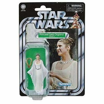 PREORDER 2019-12 Star Wars - Vintage Collection ROS W2 - Princess Leia Organa (Yavin)