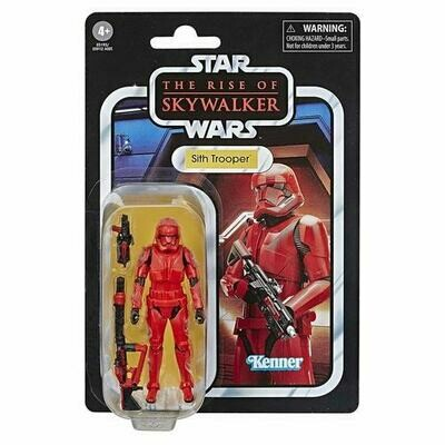 PREORDER 2019-12 Star Wars - Vintage Collection ROS W2 - Sith Trooper