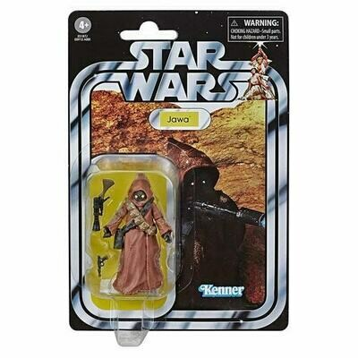 PREORDER 2019-12 Star Wars - Vintage Collection ROS W2 - Jawa