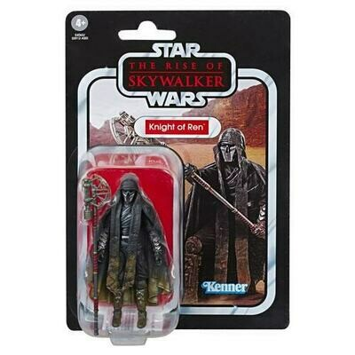 PREORDER 2019-12 Star Wars - Vintage Collection ROS W1 - Knight Of Ren