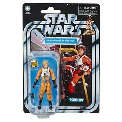 PREORDER 2019-12 Star Wars - Vintage Collection ROS W1- Luke Skywalker