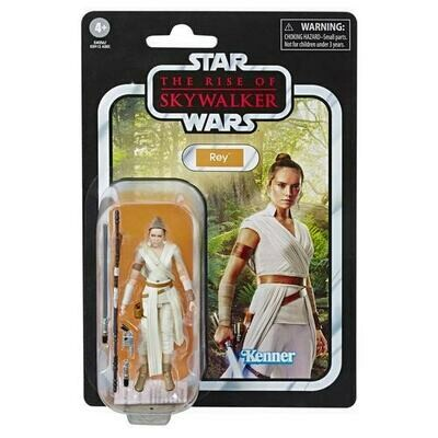 PREORDER 2019-12 Star Wars - Vintage Collection ROS W1- Rey