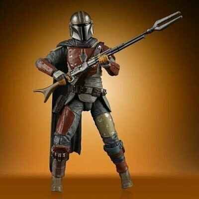 PREORDER 2020-03 Star Wars - Vintage Collection ROS W3 - The Mandalorian