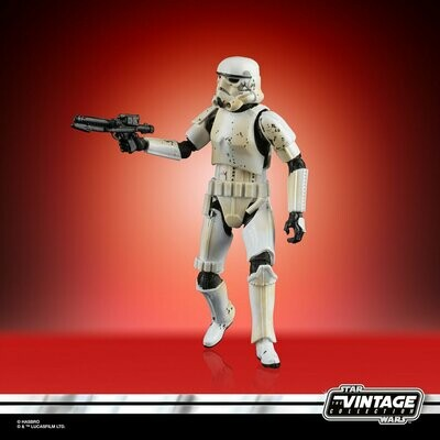 PREORDER 2020-04 Star Wars - Vintage Collection ROS W3 - Remnant Stormtrooper