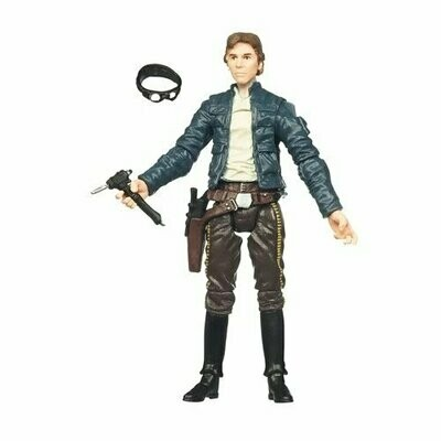 PREORDER 2020-06 Star Wars - Vintage Collection ROS W4 - Han Solo (Bespin)