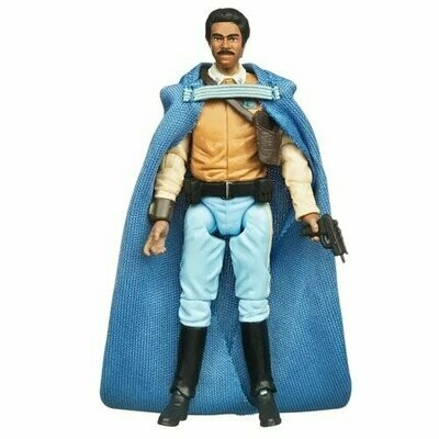 PREORDER 2020-06 Star Wars - Vintage Collection ROS W4 - Lando Calrissian (General Pilot)
