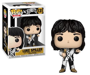 Pop ! Rocks 131 - The Struts - Luke Spiller