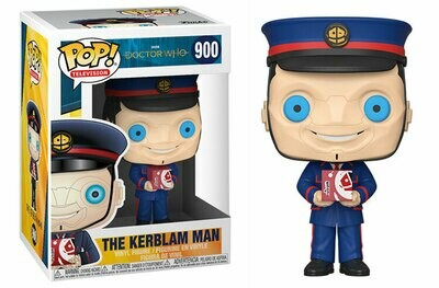 Pop ! Television 900 - Doctor Who - The Kerblam Man