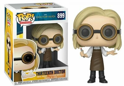 Pop ! Television 899 - Doctor Who - 13th Doctor
