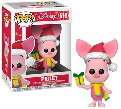 Pop ! Disney 615 - Holiday Piglet
