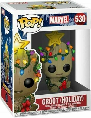 Pop ! Marvel 530 - Holiday Groot