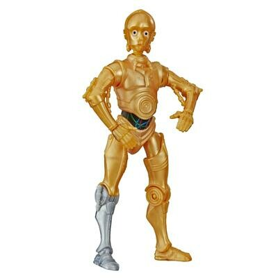 Star Wars - Galaxy Of Adventures 5-Inch - C-3PO