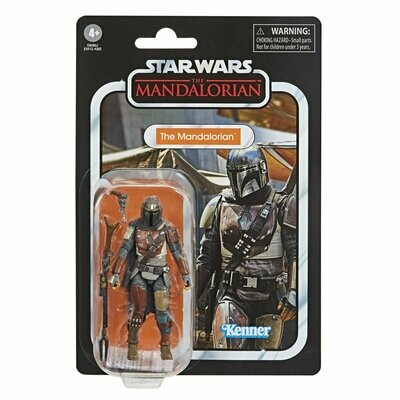 PREORDER 2020-06 Star Wars - Vintage Collection - VC166 The Mandalorian