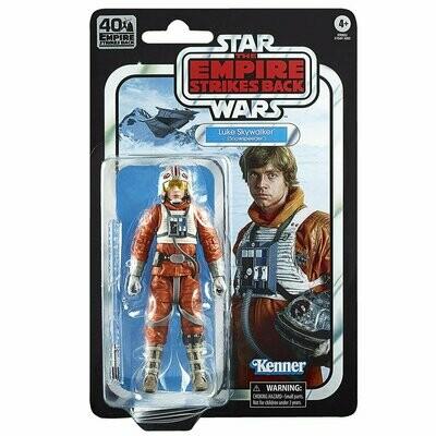 PREORDER 2020-09 Star Wars - 40th Anniversary 6-Inch Figure - Luke Skywalker (Snowspeeder)