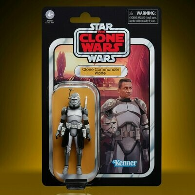 PREORDER 2020-10 Star Wars - Vintage Collection - VC168 Clone Commander Wolffe