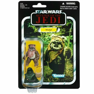 PREORDER 2020-09 Star Wars - Vintage Collection - VC027 Wicket