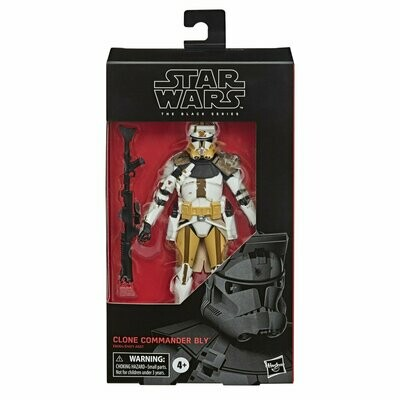 PREORDER 2020-06 Star Wars - The Black Series 6'' #104 - Clone Commander Bly