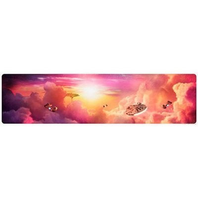 Star Wars - City in the Clouds by Rich Davies Lithograph Art Print