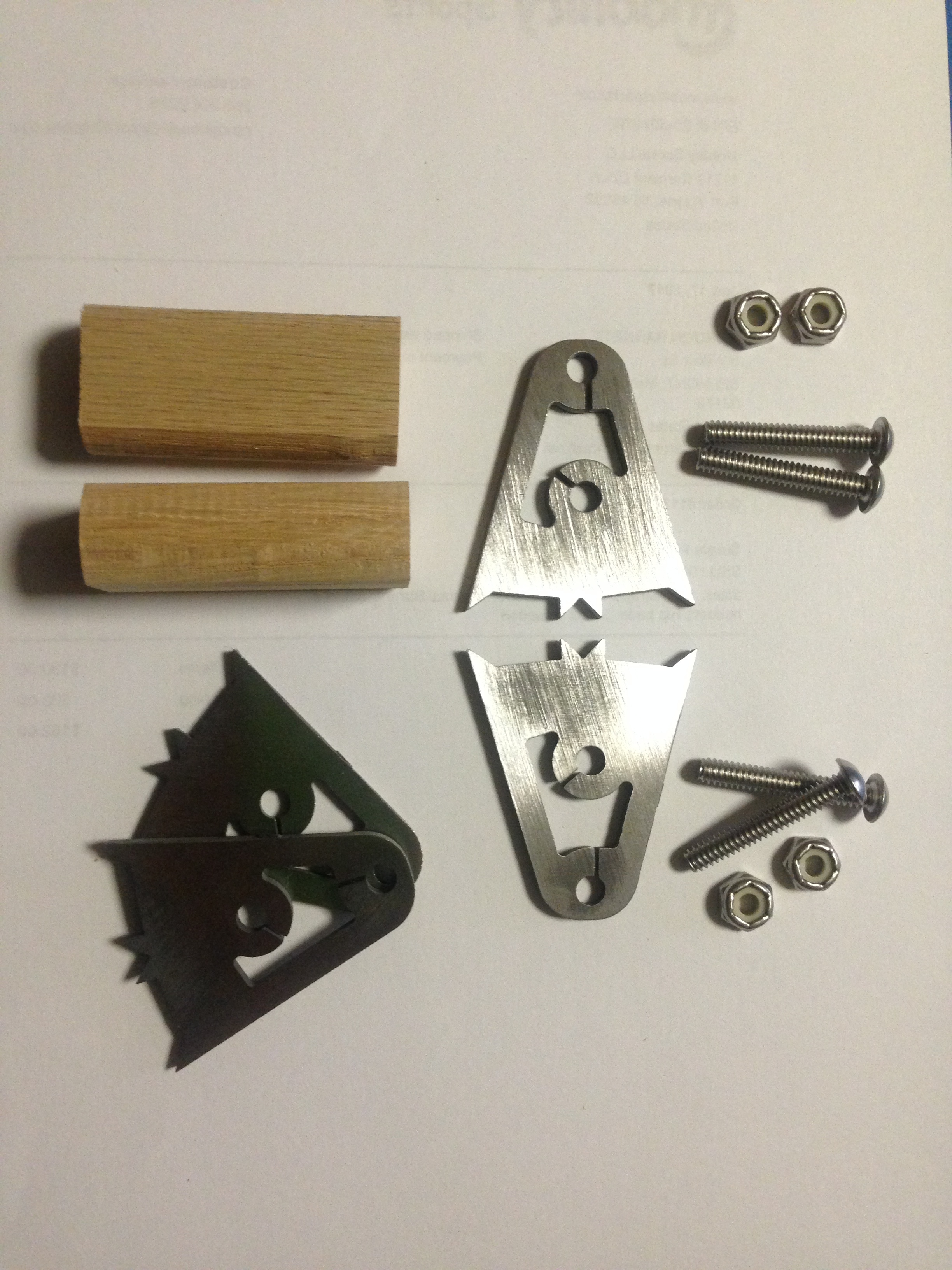 4-point pick kit 00018