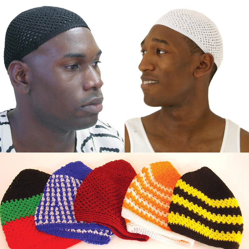 f83b967c04b49 Knit Kufi Hats