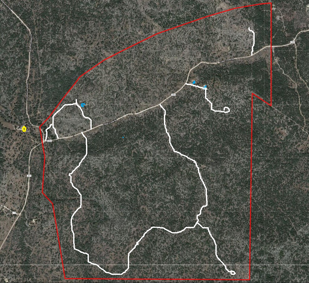 Edwards County Hunting Lease
