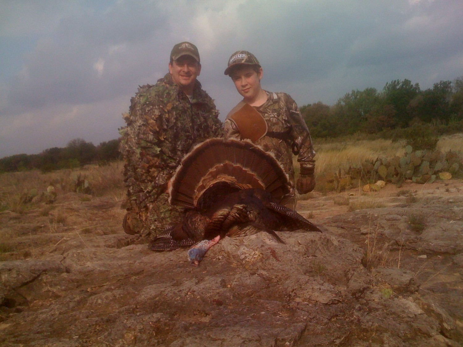 Spring Turkey Hunt in the Texas Hill Country - 2 day 2 night All Inclusive