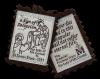 Brown Scapular BS01