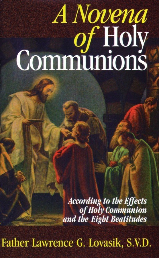 Novena of Holy Communions 1265