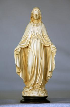 Our Lady of Graces 15cm S102
