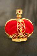 Crown for Our Lady of Fatima Statue F55cm S4