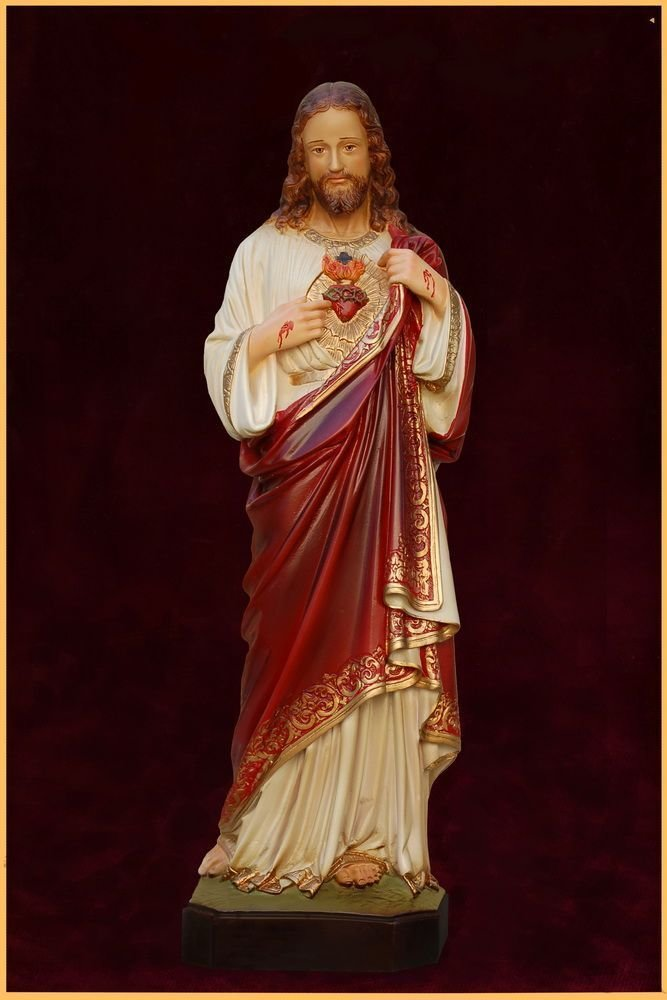 Sacred Heart of Jesus 31cm S55