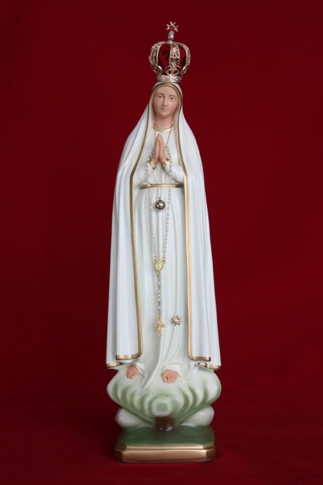 Our Lady of Fatima 43cm S69