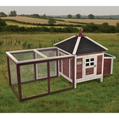Prairie Home Chicken Coop