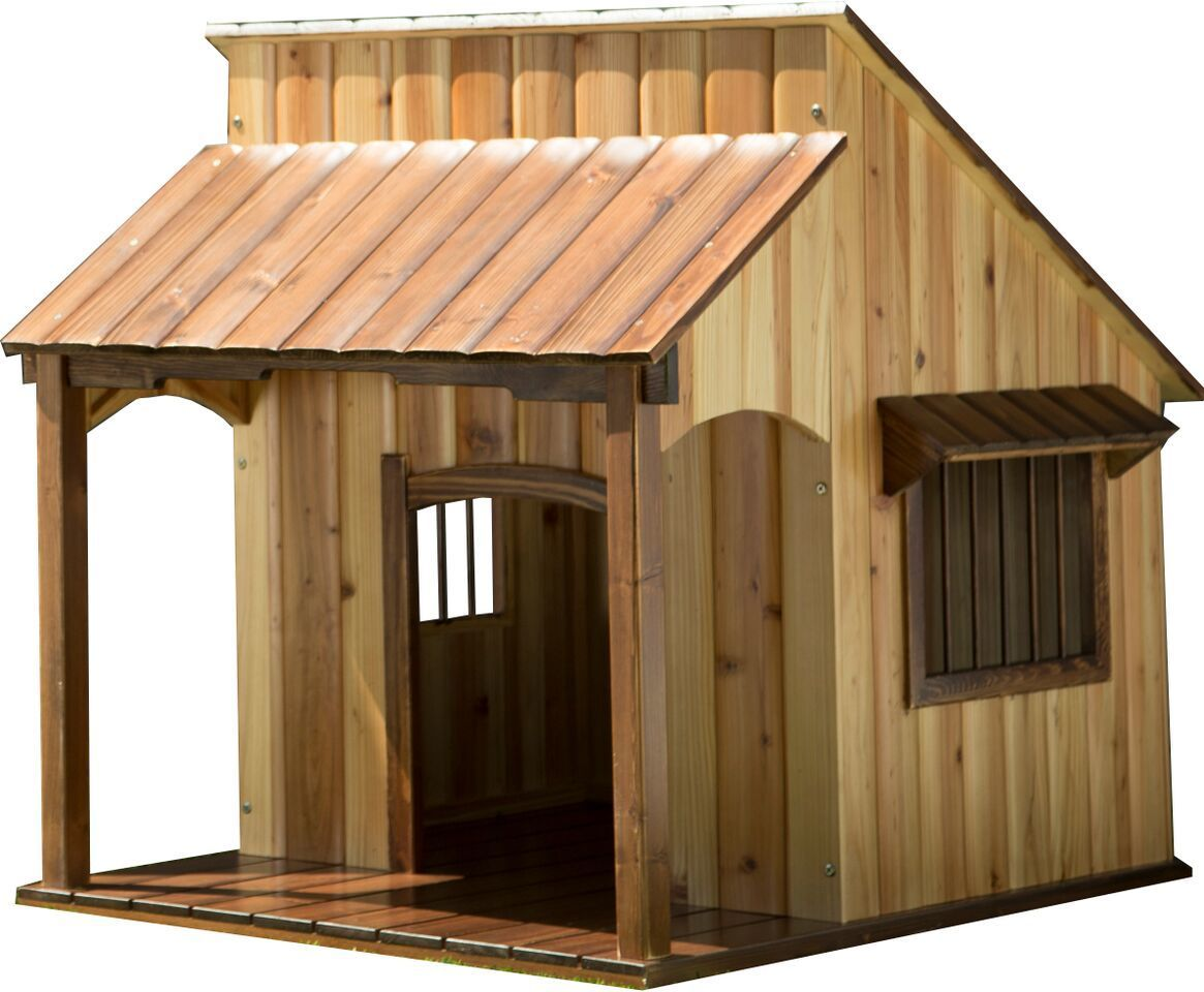 The Saloon Dog House (Small) SSHS877370003012