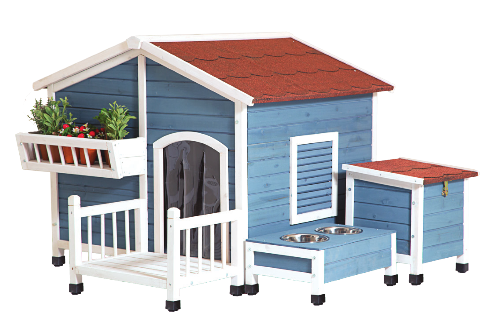 The Garden Cottage Dog House gcdog877370002947