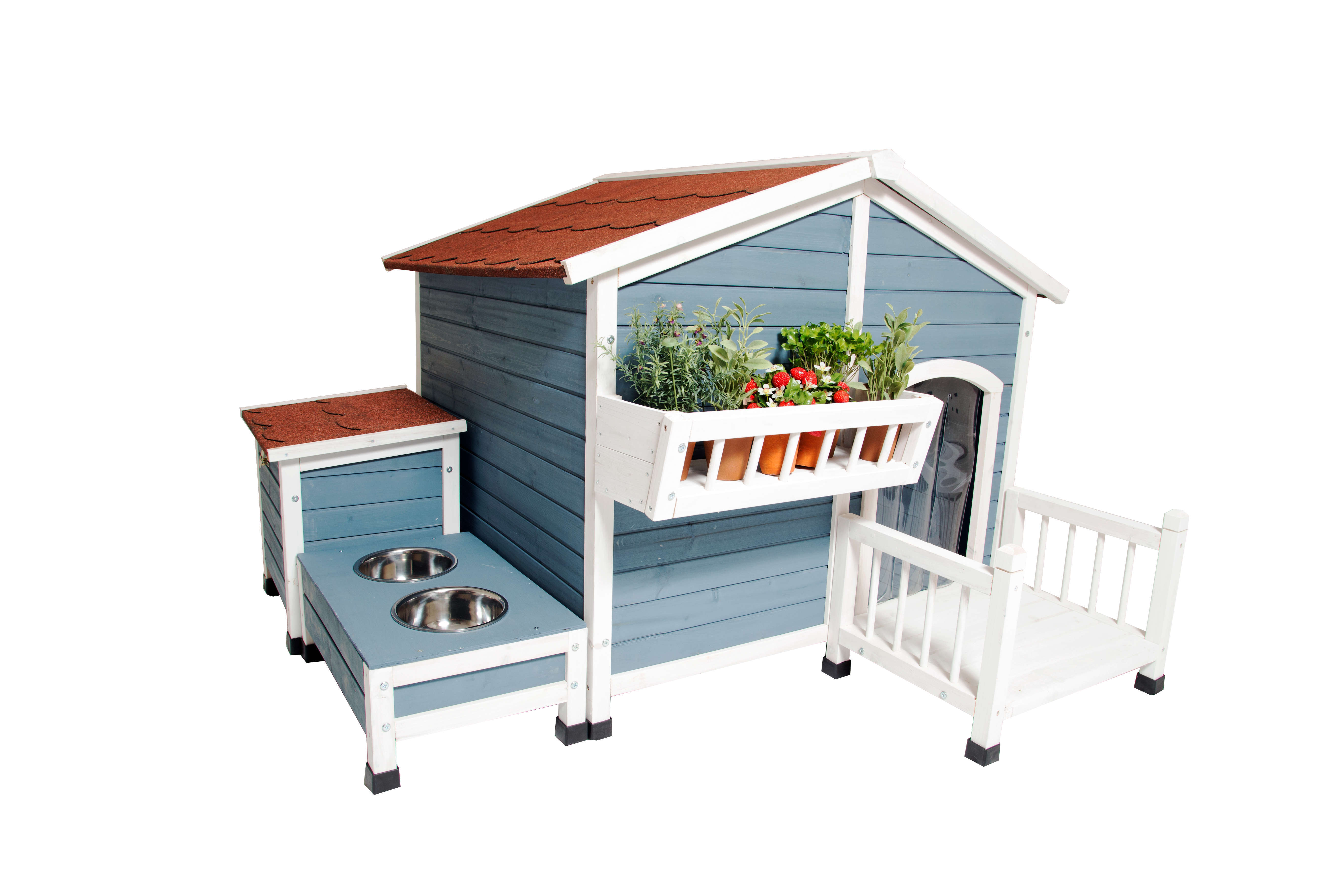 The Garden Cottage Dog House