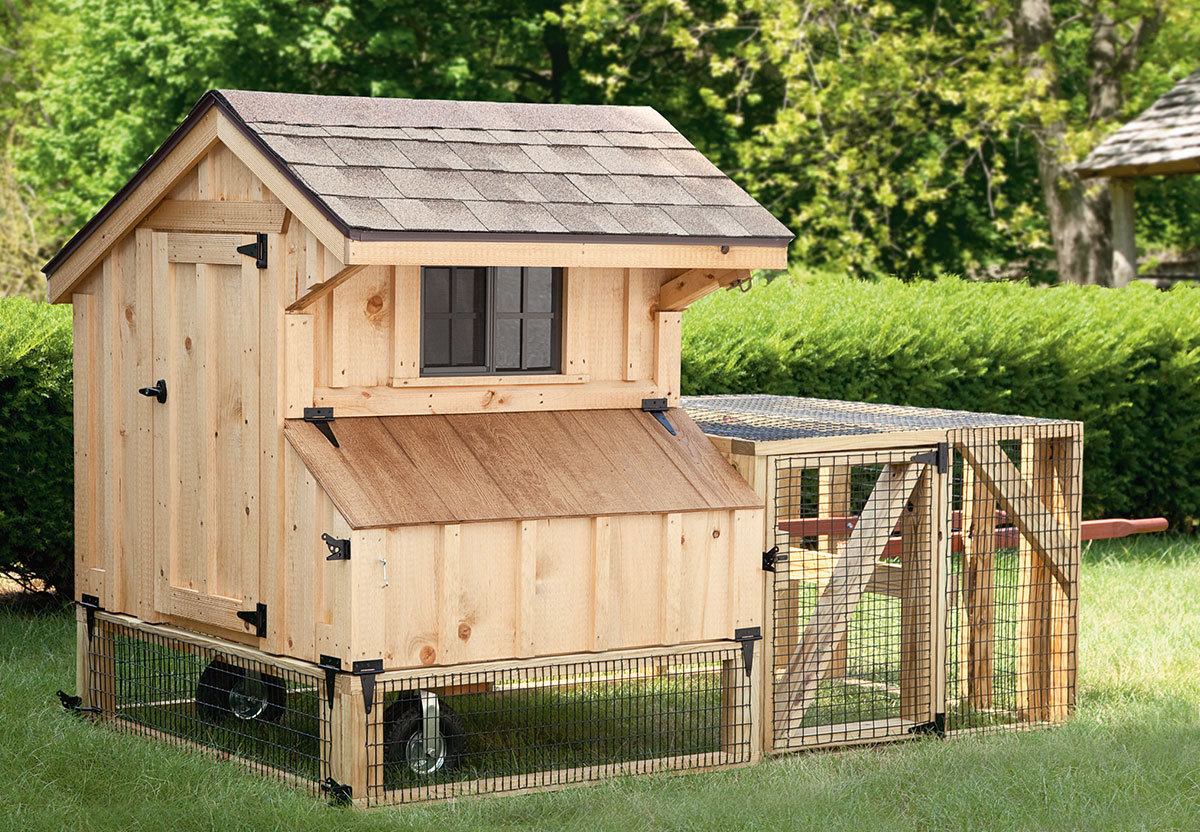 IHS Quaker 3x4 Tractor Coop
