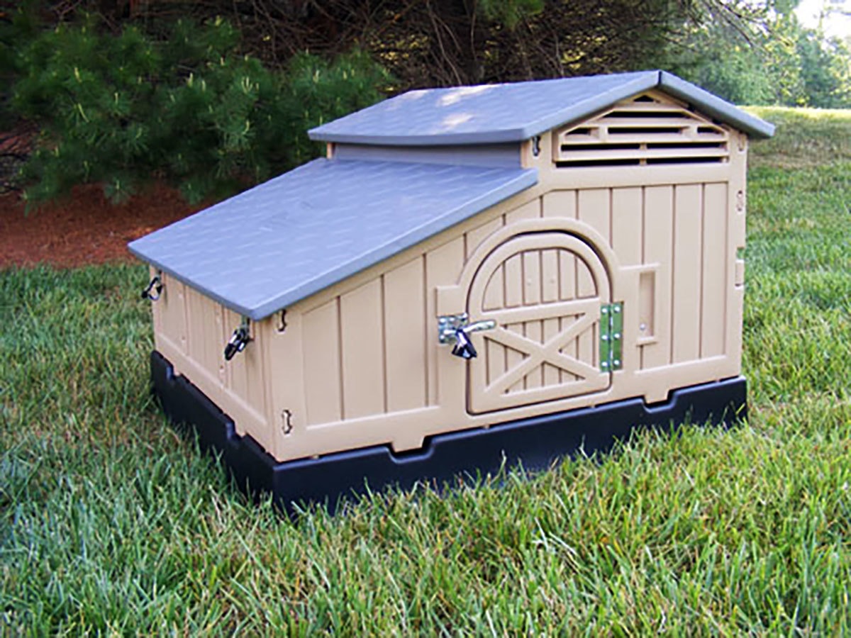 Snap Lock Standard Chicken Coop Kit CC-SNL-1