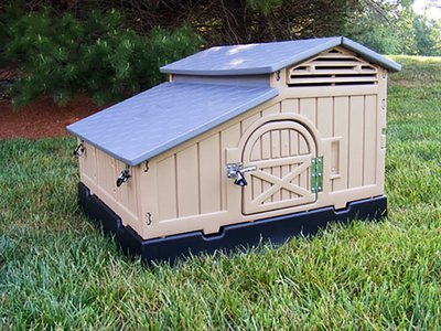 Snap Lock Standard Chicken Coop Kit