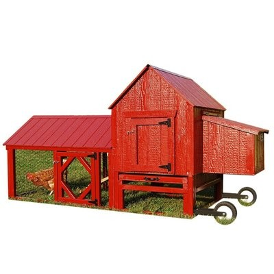 Berlin Chicken Coop Kit