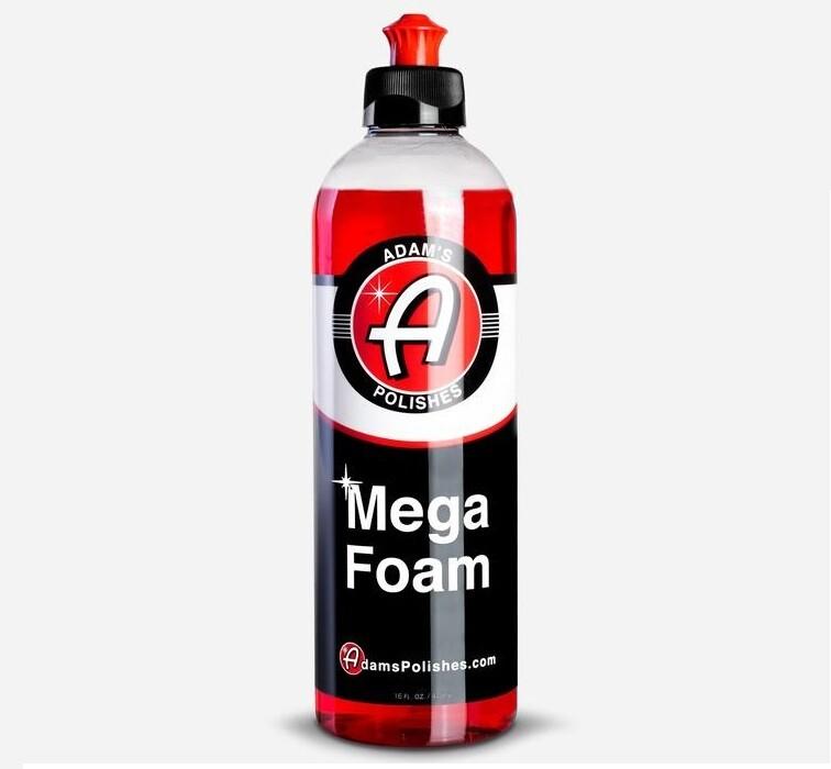 "ШАМПУНЬ ""МЕГА ПЕНА"",473мл / Adams's Mega Foam 16 oz"