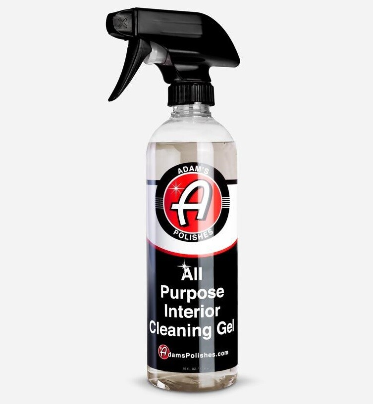 УНИВЕРСАЛЬНЫЙ ГЕЛЬ ОЧИСТИТЕЛЬ САЛОНА,473мл / Adam's All Purpose Interior Cleaning Gel 16oz